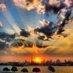 #Dubai @fadibou on instagram