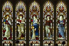 Medieval stained glass in churches - Bing Images