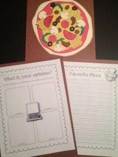 argument essay for pizza
