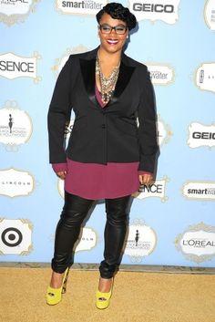 "This whole look from Jill Scott is fabulous! ""Jill Scott at Essence Black Women in Hollywood 2013"""