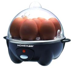 HOMEIMAGE Electric Egg Cooker for up to 7 eggs - HI-92254 HOMEIMAGE http://www.amazon.com/dp/B004VAAH8A/ref=cm_sw_r_pi_dp_Yy-kwb01DRVRP