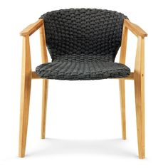 Ethimo Knit Dining Armchair | Houseology