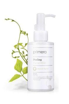 Primera Facial Mild Peeling Gels Bath Facial Skincare Cleansers Moisturizing New #Primera