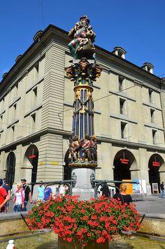 Bern Ogre Fountain