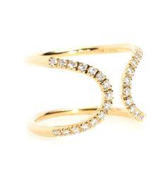 cool Ring Aus 18kt Gelbgold Mit Weißen Diamanten http://portal-deluxe.com/produkt/ring-aus-18kt-gelbgold-mit-weissen-diamanten-2/  1540.00 Check more at http://portal-deluxe.com/produkt/ring-aus-18kt-gelbgold-mit-weissen-diamanten-2/