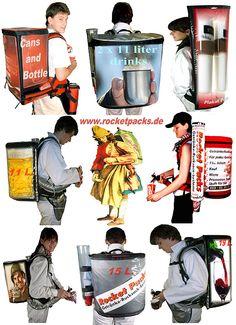 heineken backpack dispenser - Google zoeken
