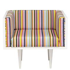 Custom Made Midcentury Modern Chair