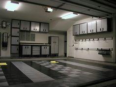 Системы хранения в гаражах