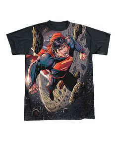 Love this Superman Up & Up Tee - Adult on #zulily! #zulilyfinds