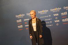 Interview mit Greta Salóme (Island) Eurovision Song Contest, Greta, Interview, Island, Flower, Floral, Islands, Flowers