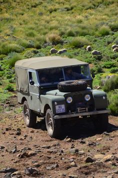 The legend that is the Land Rover Defender