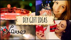 Cheap & Easy DIY Gifts! ❅ Collab with Mawizaaable!