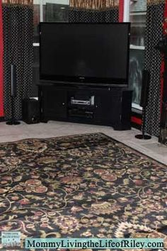 You can win a Mohawk rug!