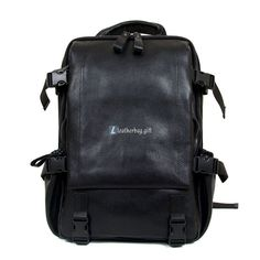 Black Laptop Backpack Laptop Bags Leather Backpack Material: Leather Closure: Zipper Color: Black Size: cm Related leather backpacks:Small Leather Bac Leather Laptop Bag, Black Leather Backpack, Men's Leather, Laptop Backpack, Backpack Bags, Laptop Bags, Designer Backpacks, Designer Bags, Best Bags
