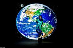 Aurora da minha vida: Faces da Terra