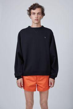 ec9dadec871f Tissus, Stylistes, Acne Studios, Sweatshirts Pour Hommes, Visage, Mode Homme ,