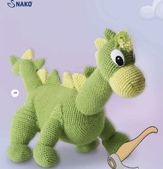 1000+ images about Dino on Pinterest Amigurumi ...
