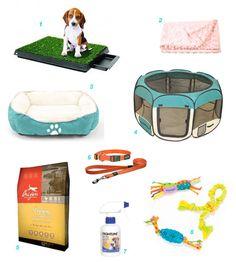 New puppy checklist - Following Happy