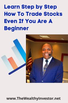 Tyrone Jackson, Stocks And Bonds, Investing In Stocks, Survival Tips, Forex Trading, Investors, Stock Market, Personal Finance, Teaching