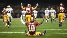 Robert Griffin III: Face of the franchise - The Washington Post. Griffining ... again!