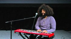 Reggie Watts chimes in with some musical, comedic banter. You can also listen to the beats of Reggie Watts on COMEDY BANG BANG on IFC. | Listen for more Reggie on THE JIM GAFFIGAN SHOW. Discover full episodes at http://www.tvland.com/shows/the-jim-gaffigan-show.