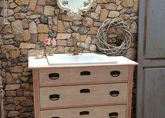 Badezimmermöbel vintage ~ Waschtisch vintage land liebe badmöbel landhaus badezimmer