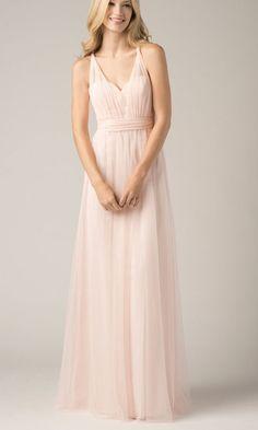 Bridesmaid Dress Ideas for a Boho Wedding-6 Classic Bridesmaids Dresses, Blush Bridesmaid Dresses, Junior Bridesmaids, Bridal Party Dresses, Wedding Gowns, Wedding Wear, Boho Wedding, Vestido Convertible, Mob Dresses