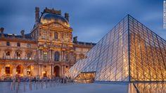 CNN Travel -- World's 20 most popular museums