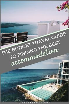 In this budget travel guide, we reveal how to choose the best accommodation and the many different types on offer. From hotels and hostels, to Airnbnb, Couchsurfing and even housesitting. For more travel tips visit livingtoroam.com #budgettravel #cheapaccommodation #traveltips