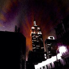 Empire State of Mind #nyc #instagram #empirestatebuilding #empirestate #newyork - @justjuni- #webstagram
