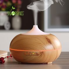 Aromatherapy is the simplest and most effective way of reaping the benefits from essential oils. With its discreet bamboo look, our Essential Oils Diffuser is easy to use and comes with seven differen