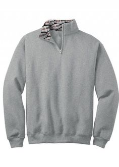 #QZ188 – 1/4 Zip Pullover with Sublimated Collar