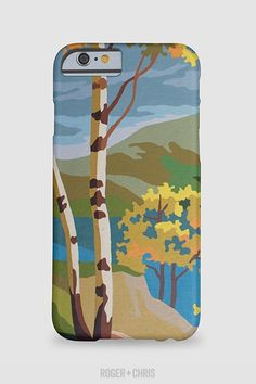 Serenity Now 1 Phone Case from Roger + Chris