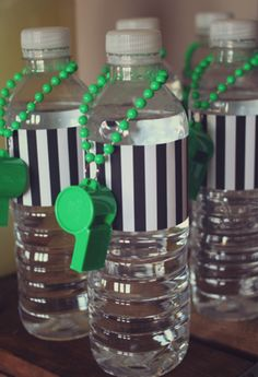 Referee bottles | Decorate your home, accesories and more with these awesome ideas