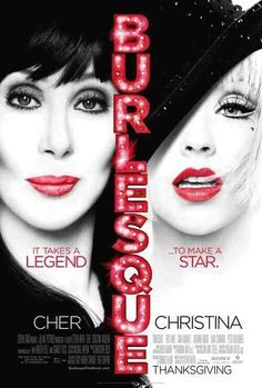 'Burlesque' - Cher Stanley Tucci, Christina Aguilera Cam Gigandet and also featuring Peter Gallagher Eric Dane. Film Burlesque, Burlesque Theme, Film Music Books, Music Tv, Musical Film, Internet Movies, Chick Flicks