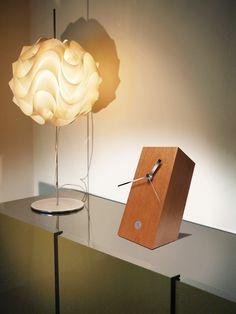 Desktop clock #Circus Crop Q by #Tothora