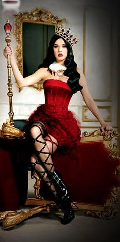 Katy Perry ♥ beautiful, strong and independent women