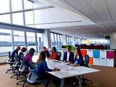 GlaxoSmithKline open meeting room