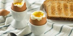 ◯ [Nulled Free]◡ Homemade Soft Boiled Egg In A Cup Background Boiled Bread Breakfast Breakfast Eggs Broken Matcha, Takoyaki, Dim Sum, Soft Boiled Eggs, Egg Cups, Egg Shells, Healthy Tips, Stir Fry, Good Food