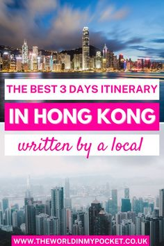 Planning to visit Hong Kong? This Hong Kong itinerary will help you find the most interesting places in the city. Trip to Hong Kong | hong kong itinerary travel | hong kong 3 days | 3 days in Hong Kong | Hong Kong travel | Local Hong Kong | Hong Kong must see | Things to do in Hong Kong | Places to see in Hong Kong | best things to do in hong kong | Hong Kong Bucket List Asia Travel, Solo Travel, Travel Local, Bucket List Destinations, Travel Destinations, Best Travel Guides, Travel Tips, Hong Kong Itinerary, Best Countries To Visit