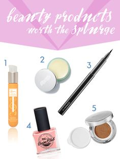 5 Beauty Products That Are Worth The Splurge - MichellePhan.com – MichellePhan.com