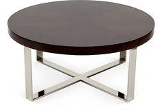 Moderne-Style Coffee Table on OneKingsLane.com, $399