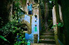Largo do Boticário, Cosme Velho - Rio de Janeiro