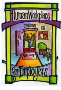 Human Workplace  by Liz Ryan -- this lady sounds amazing!!!!!