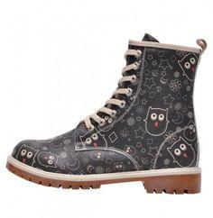 DOGO Bootz - owl lover