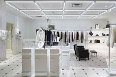 Maison Margiela Store, Fukuoka- Japan  It's not just Tokyo where fashion flourishes and is appreciated. It's all over Japan, and Fukuoka is one of those places which is showing more and more prominence when it comes to high-end retail