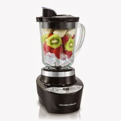 ***Giveaway*** Enter to win a Hamilton Beach Smoothie Smart Blender! #Smoovember Ends 12/9