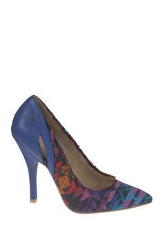 Joe's Jeans Oleda Fabric Pump on HauteLook