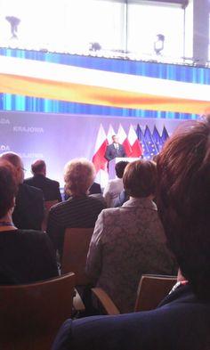 Prezydent RP BRONISŁAW KOMOROWSKI