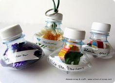 Circolano per la rete tutorial per realizzare il polyshrink in casa a partire dalle vaschette di plastica per uso alimentare....